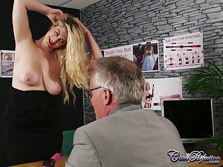 CumPerfection - Megan Clara Big Tit Facial