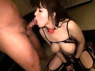True doll fetish blowjob cumshot
