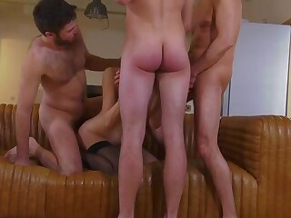 Tanya french mom very first group and mass ejaculation