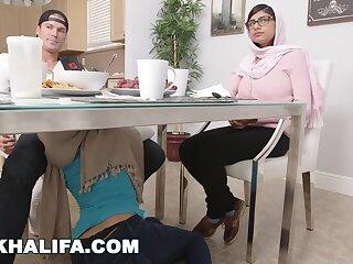 MIA KHALIFA - Brand New Overdue The Scenes Outtakes Featuring Julianna Vega %26 Sean Lawless
