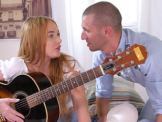 Luca Ferrero and Kaisa Nord - Barely Legal Russian Teen Sex