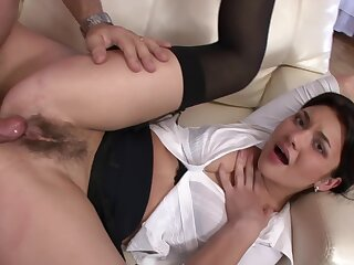Melana - Big Beautiful Ass Russian Ungentlemanly Porn