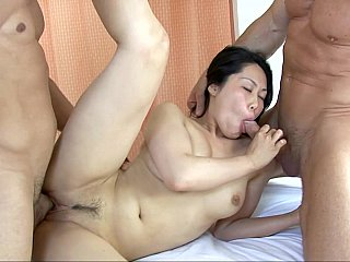 Tender Asian pussy