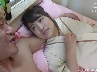 One fat boner is not enough for beautiful Maino Itsuki so she takes two