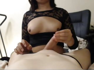 Two TGirl Surpriseitssteak cum-1