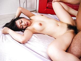 Dominate Nozomi Hazuki enjoys one cocks more her holes - More at javhd.net