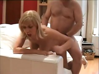 British amateur blonde from DateFree.eu