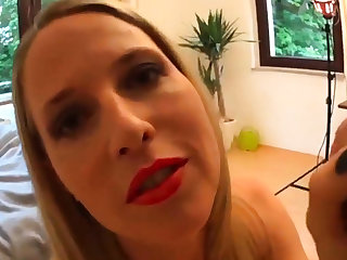 HOT German milf fucked in her tight butthole