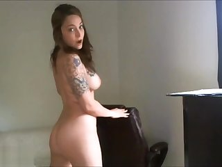 Unclothed And Humiliated By Femdom Shake out