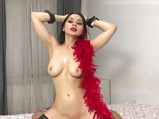 sexy showgirl mazuma change lips ride on my dick