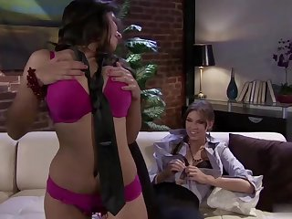 Chayse Evans And Yurizan Beltran Star Thither Horny Nance Chapter