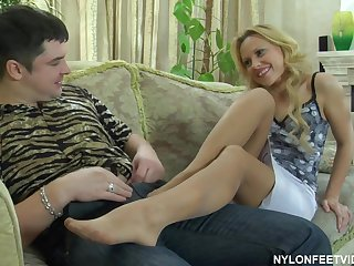Ferro Network - Nylon Feet Videos - Blanch Adam.720