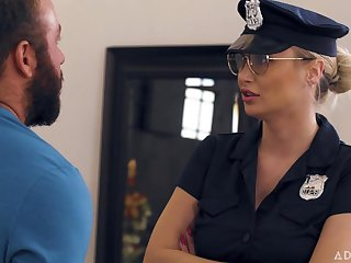Natalia Starr - Plugged up By The Cops